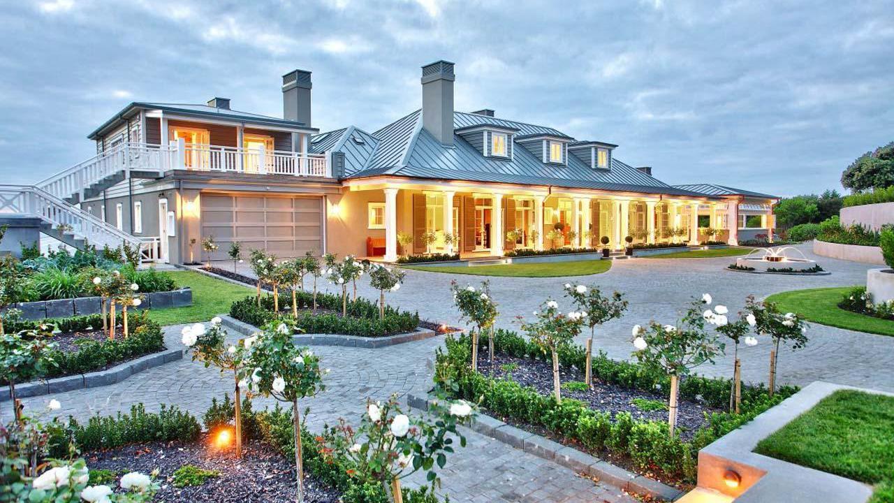 Single Family Home for Sale at Te Rere Cove Estate, Church Bay, Waiheke Island Waiheke Island, New Zealand