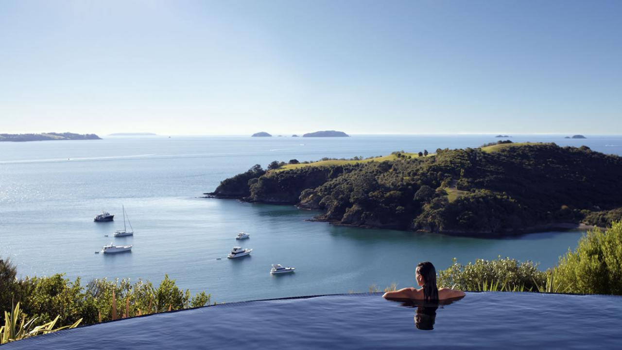 Single Family Home for Sale at When Only the Best Will Do! Waiheke Island, New Zealand